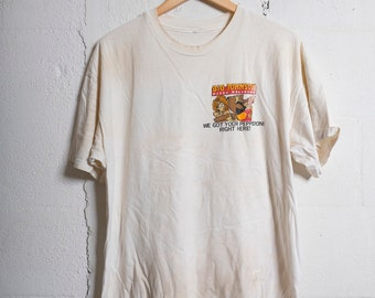 69a727b61 Vintage 1996 Big Johnson Pizza Delivery shirt. Funny! Great condition! L  1425