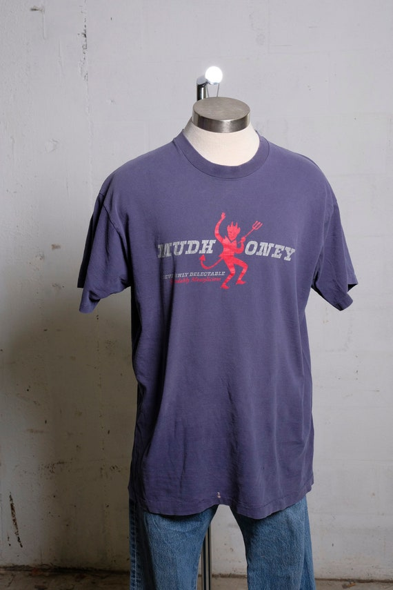 RESERVED - Vintage 90's Mudhoney Grunge Band Tour Rock T Shirt Rare XL