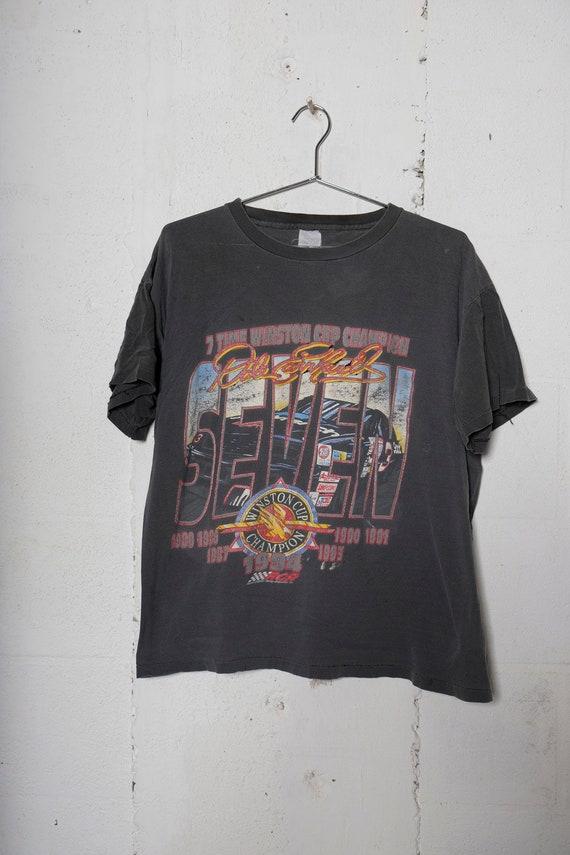 Vintage 1994 Dale Earnhardt Winston Cup Champion Nascar Racing T Shirt Thrashed! Beat! XL