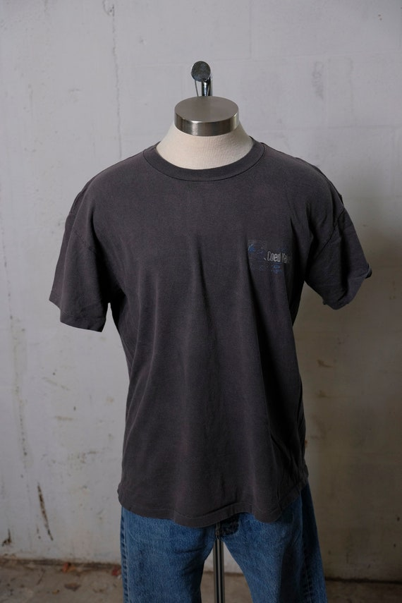 Vintage 90's Coed Naked Motorcycling T Shirt College! Humor! L