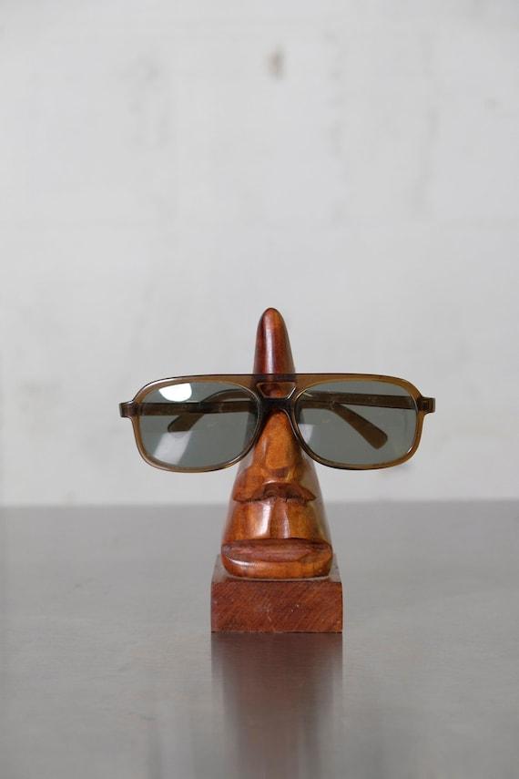 Vintage 60's Mens Polaroid Cool Ray 131 Mid-Century Mod Sunglasses