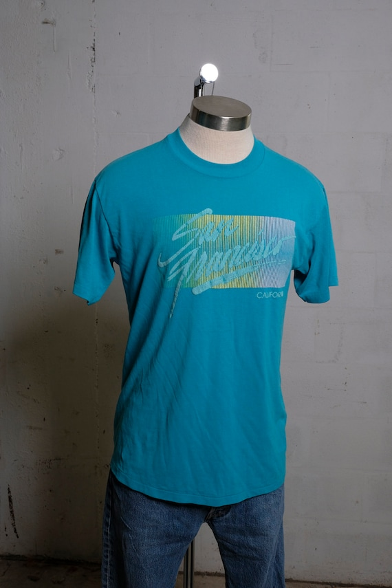Vintage 90's San Francisco Tourist T Shirt Thrashed! Soft! L