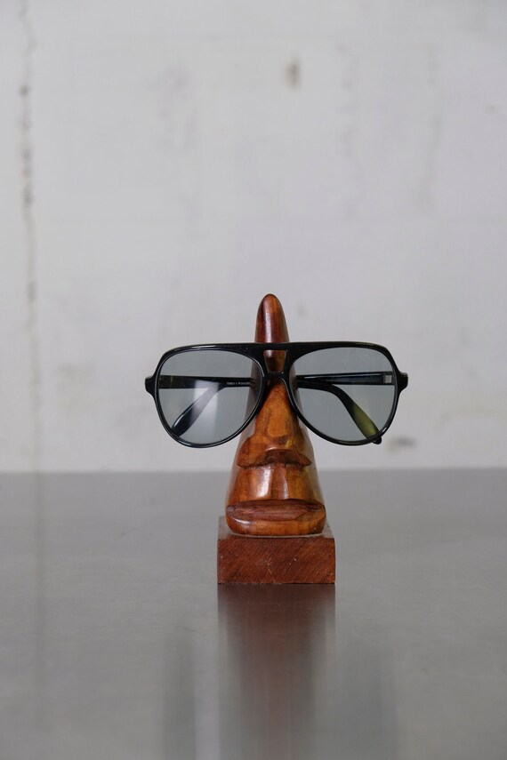 Vintage 60's Mens Aviator Style Mid-Century Mod sunglasses