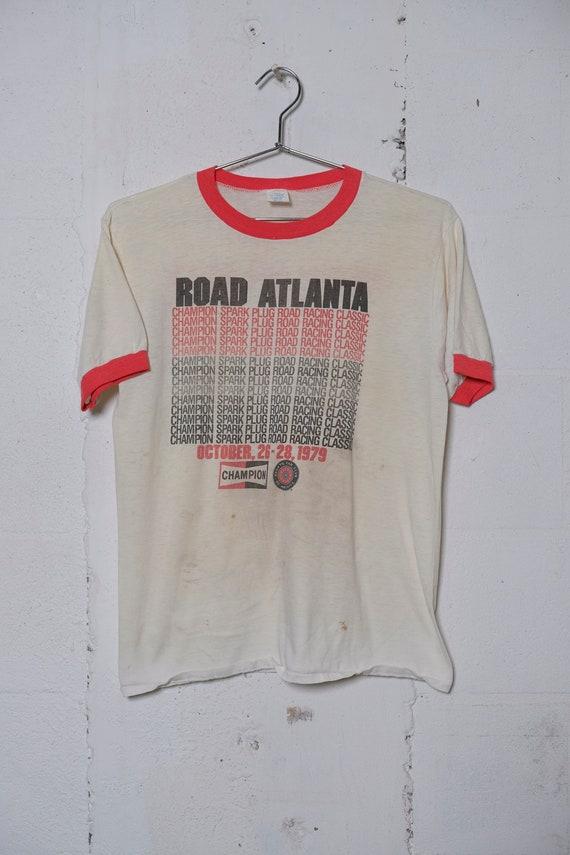 Vintage 1979 Road Atlanta Race Champion Spark Plugs Thrashed! Soft! Thin! L
