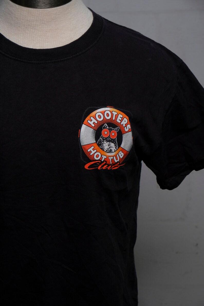 e237c48a Vintage 90's Hooters Redneck Hot Tub Club T Shirt Soft | Etsy