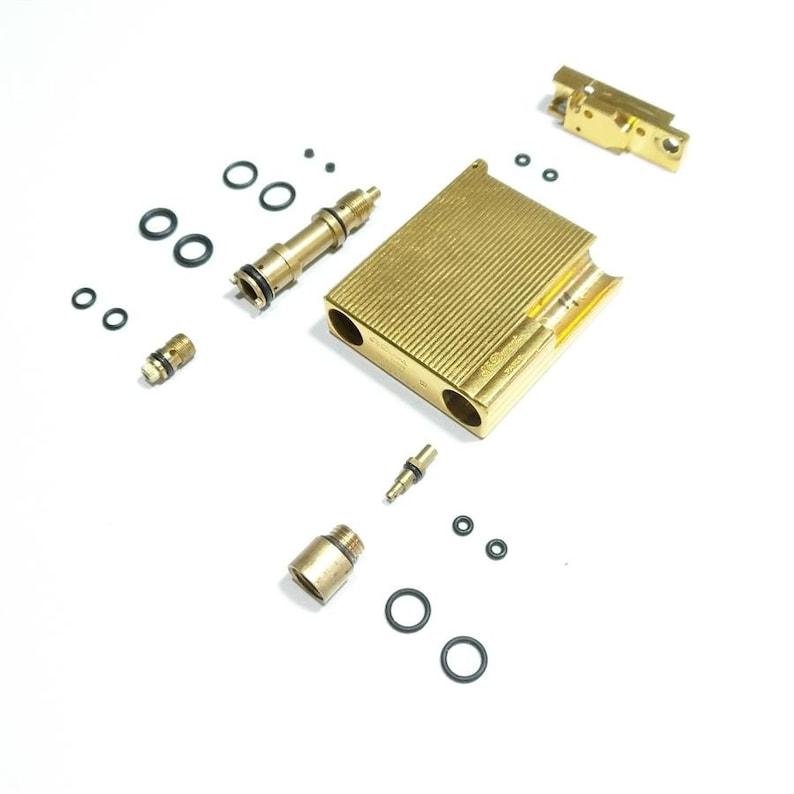 ST dupont lighter repair kit service kit repait gas leak for L2 Ligne2 /  GATSBY oring o-rings