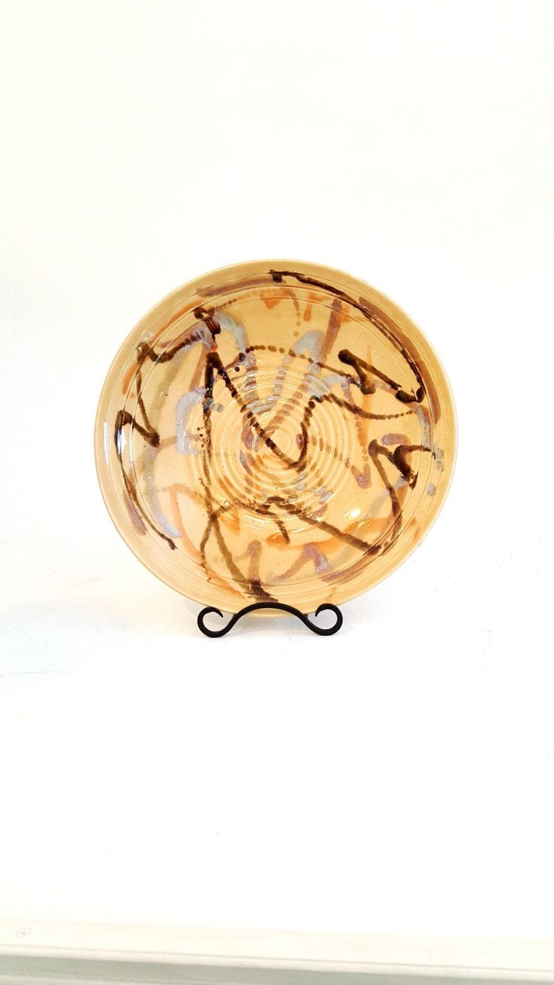 Large Honey Platter