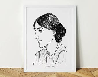 Virginia Woolf (A4)