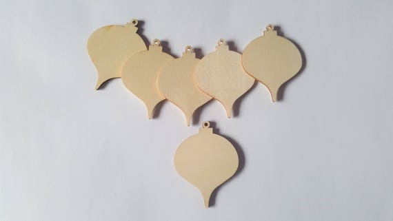 Wooden First Christmas Bauble MDF 2018 laser Craft Blanks Xmas Shapes Art crafts