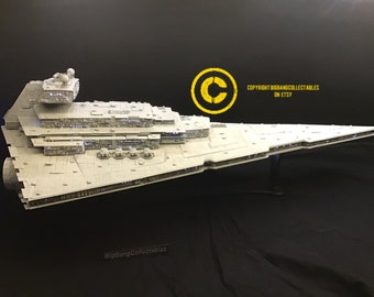Star Destroyer (stl files for 3d printing)