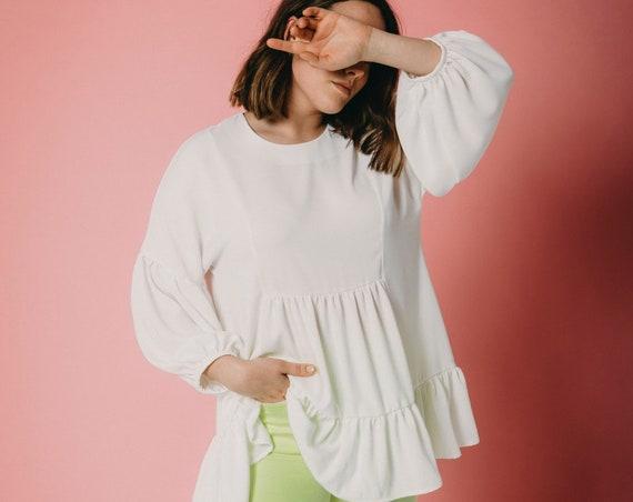 Jade blouse