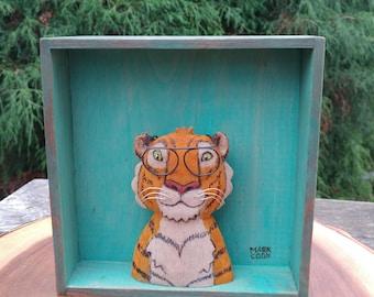Tiger Shadowbox