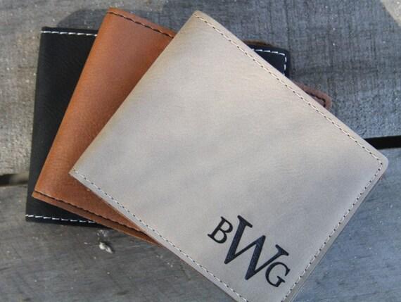 7f3727fed6f47 Bi-Fold Wallet Leather Wallet Wallet Custom Wallet