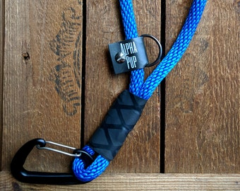 Traffic Handle | Rope Leash, Dog Leash, Leashes, Dog Accessories, Rope Dog Leash, Rope, Soft Leash, Durable Leash, Custom Leash