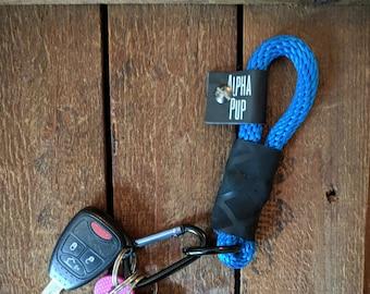 Key Fob | Dog and human , Dog Leash, Leashes, Dog Accessories, Rope Dog Leash, Rope, Soft Leash, Durable Leash, Custom Leash