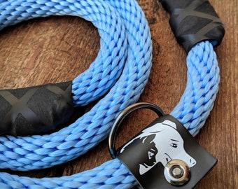 4ft Walker | Rope Leash, Dog Leash, Leashes, Dog Accessories, Rope Dog Leash, Rope, Soft Leash, Durable Leash, Custom Leash