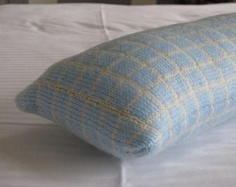 Rectangular cushion, Collection Praline, decorative object, unique, home decor, living room, decor