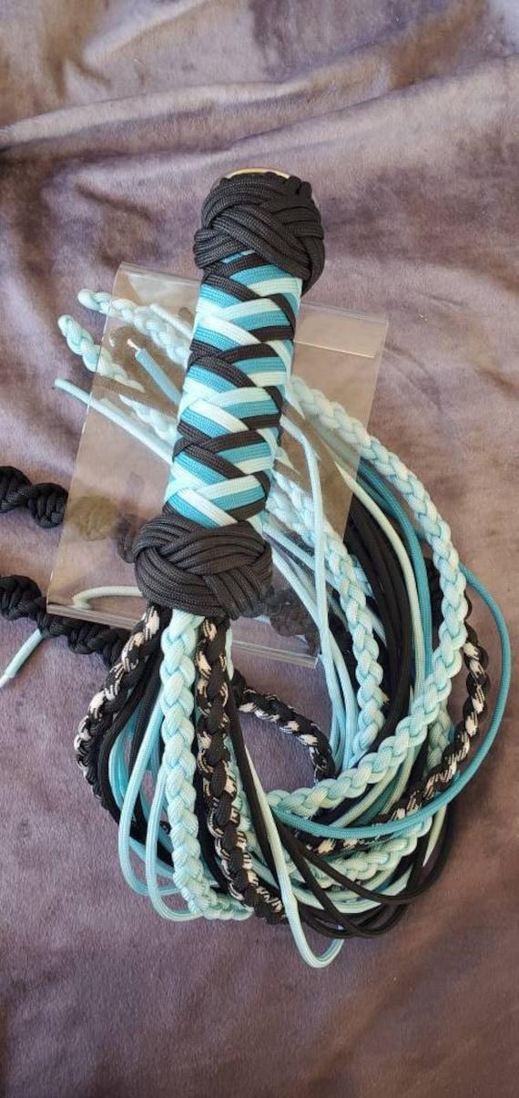RTS braided flogger