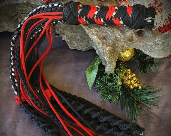 RTS - Braided Flogger