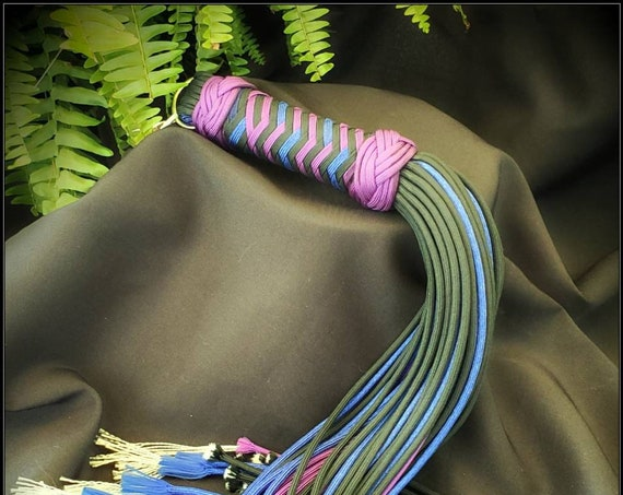 Ready to ship- Extra long Kinderkink flogger