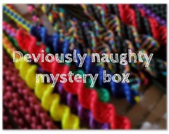 Deviously naughty mystery box
