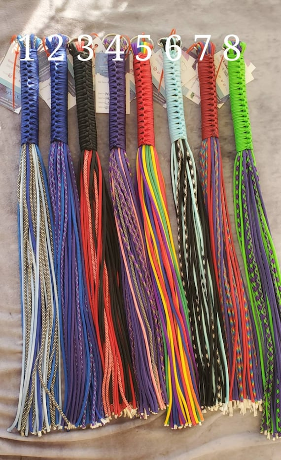 RTS - Simple kinderkink floggers