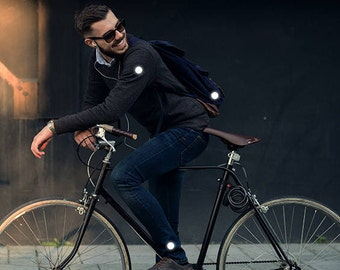Reflective Cyclist Combo Pack