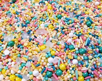 Beach Bum - edible sprinkles- 4oz