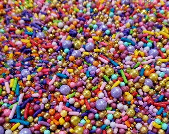 Wonka- edible sprinkles- 4oz