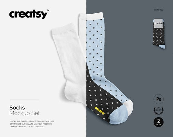 socks mockup set socks template sublimation socks blank etsy