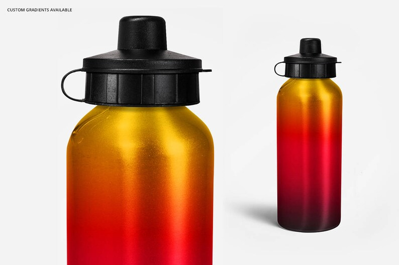 d8db9e5c48691 Aluminium Water Bottle 2 Mockup Set 2, Sport Bottles Mockup, Travel Mug  Mockup, Stainless Steel Water Bottle Template Cup Mockup Sublimation