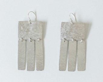 Earring Silver - Light Dancers Mini - ENARMOURED