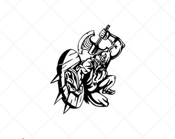 CRAPPIE FISH-Fishing Clipart-Vector Clip Art Graphics