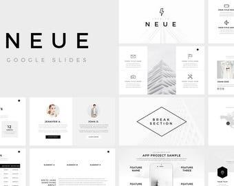 Portfolio template | Etsy