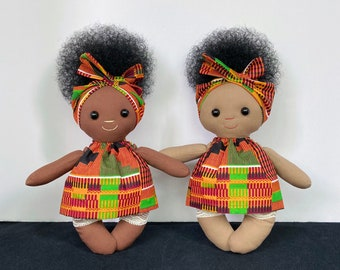 Baby Doll (Brown or Tan) African American, Latina, Latino