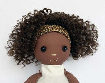 Black Doll, African American Doll, African Doll, West Indian Doll