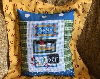 September pillow