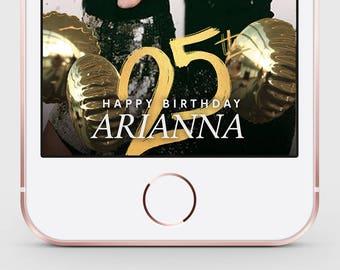 Snapchat Filter Birthday, Snapchat Geofilter Birthday, Birthday Snapchat Filter, Birthday Snapchat Geofilter, Birthday Filter, Geofilter