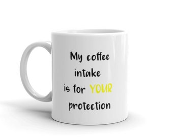 Coffee for your protection