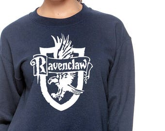 RAVENCL Crest Sweatshirt - RAVENCL Crewneck- HP Clothes - Men's - Women's