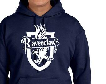 RAVENCL CREST Hoodie - RAVENCL Hoodie - Men's Hoodie - Women's Sweatshirt