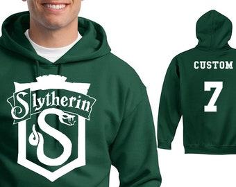 SLYTH CREST Hoodie - Slyth Hoodie - HP Clothes - Men's Hoodie - Women's Sweatshirt