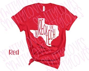 texas tech girlfriend shirt