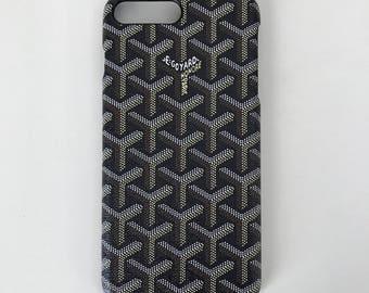 buy popular 17b40 47238 Goyard iphone 8 plus | Etsy