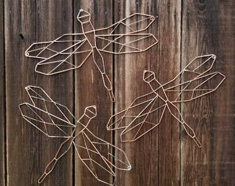 Dragonfly Decor Etsy