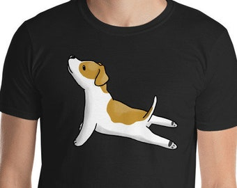 Funny Jack Russell Terrier Shirt, Yoga Lover T-Shirt, Cute Jack Russell Terrier Gifts