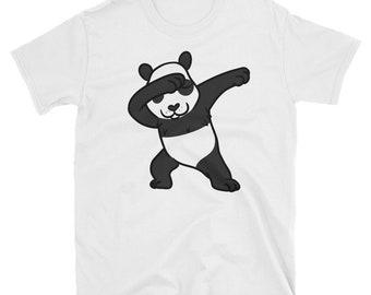 1ed80527e Dabbing Panda Dab Dance Shirt, Funny Panda T-Shirt, Panda Animal T Shirt