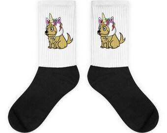 Dog Socks. Labradoodle Socks.Cavalier Socks Poodle Socks Groodle Socks