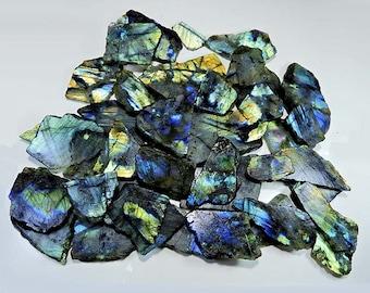 Labradorite Raw stone  Wholesale raw labradorite crystal  Natural Labradorite healing crystals and stones  rough labradorite Crystal Slice
