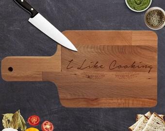Personalized Custom Cutting Board, wedding gift Cutting Board No:2